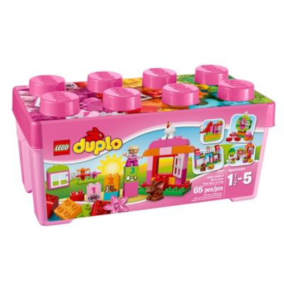LEGO     DUPLO     All in One Pink Box of Fun   10571   DUPLO       LEGO Shop