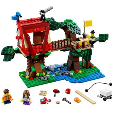 Treehouse Adventures   31053   Creator 3 in 1   LEGO Shop