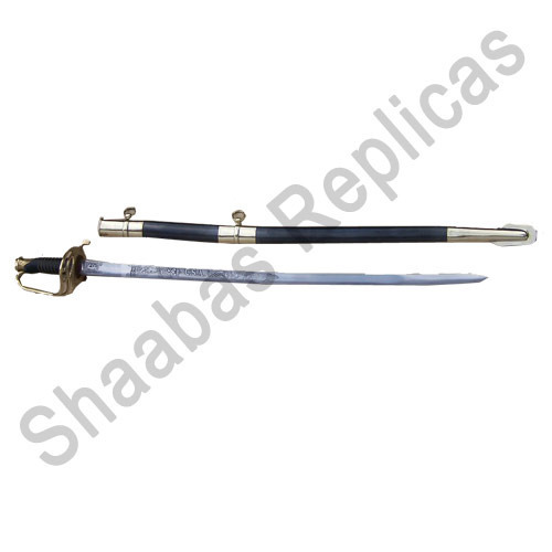 Confederate Cavalry Officers Sword
