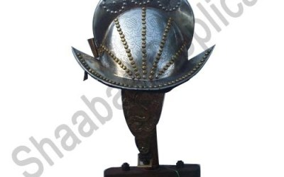 Medieval Comb Morion