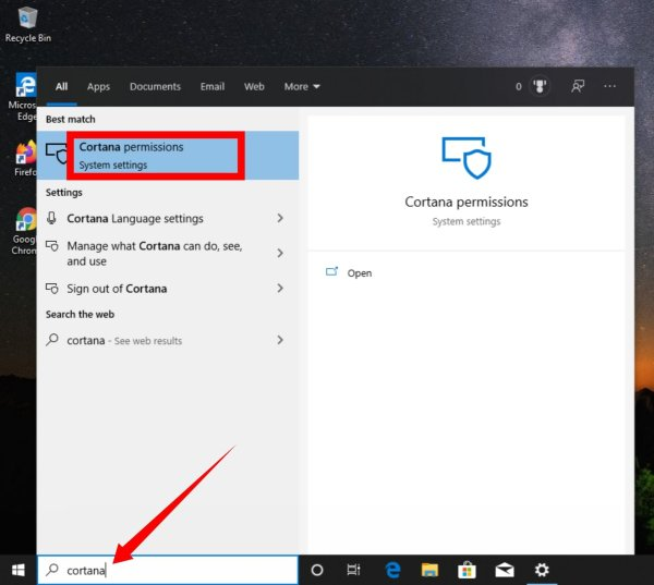 How to Disable Cortana in Windows 10 Home, Pro and Enterprise for Ever