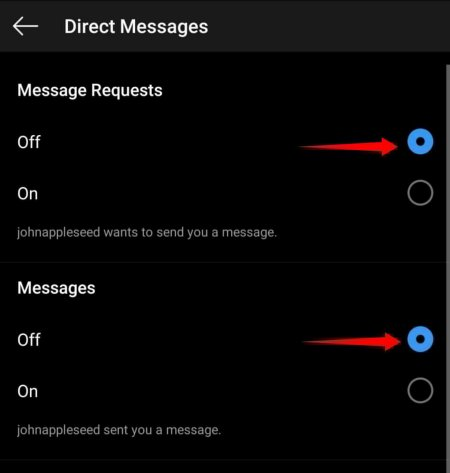 How to Turn Off Instagram Direct Messages on Android and iPhone 2020