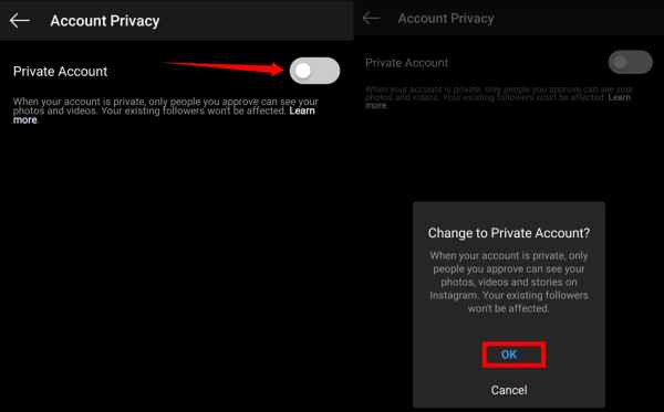How to Make Instagram Account Private on Android & iPhone or iPad 2020