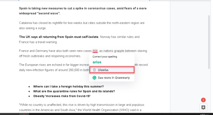How to Install Grammarly on Google Docs on PC/Mac (Chrome Extension)
