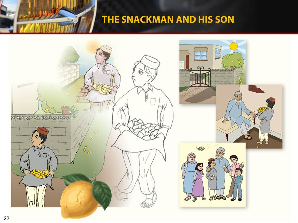 Illustrations for published children's book available at all major retailers