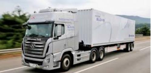 إنجاز المرحلة الأولى من مشروع الشاحنات ذاتية القيادة في المملكة