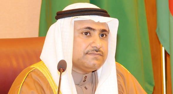 رئيس البرلمان العربي يطالب برفع اسم السودان من قائمة الدول الراعية للإرهاب في الموعد المحدد له