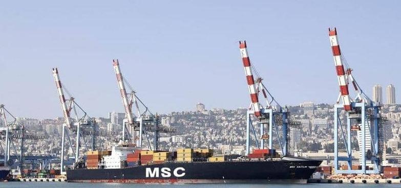 شركة تركية تسعى إلى الفوز بتسيير أكبر ميناء إسرائيلي