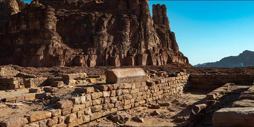 """"""" العلا """" تفتح أبواب المواقع الأثرية ببرنامج حافل"""