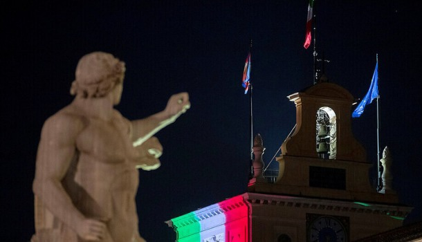 """مسؤول إيطالي يحذر من """"كارثة وطنية"""""""