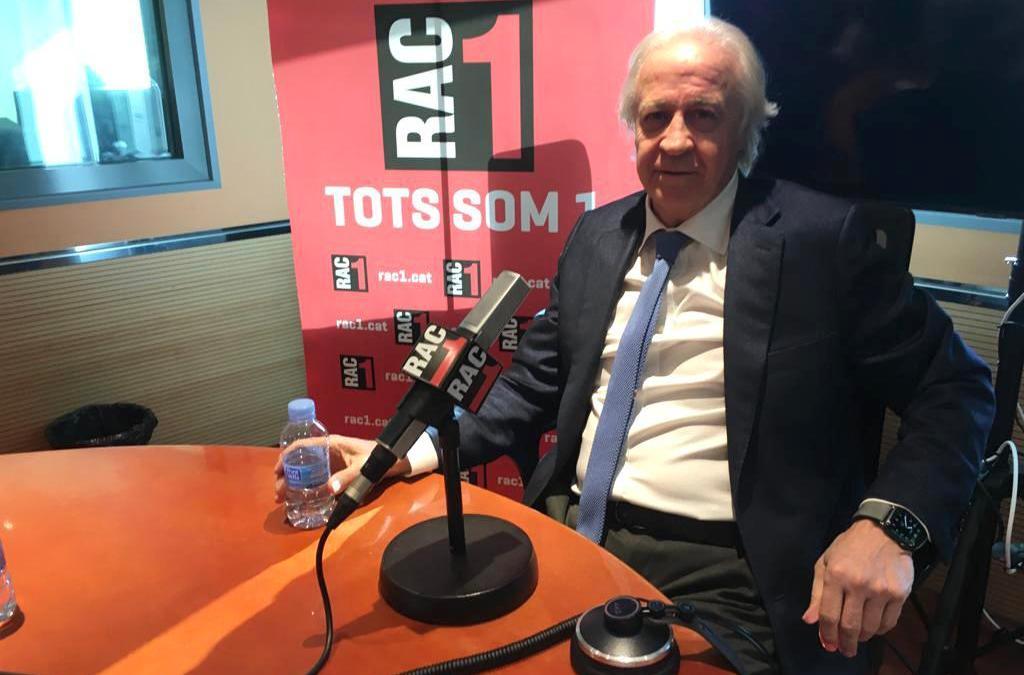 كارليس توسكيستس : لو كان الأمر بيدي بعتُ ميسي في الصيف الماضي