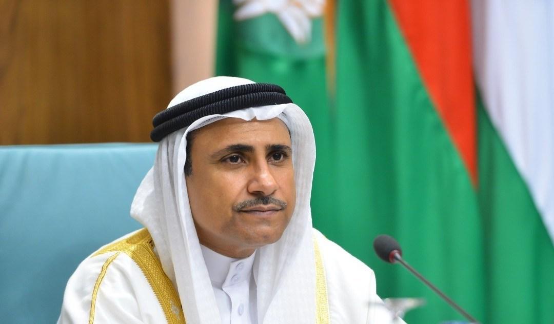 رئيس البرلمان العربي يشيد بمؤتمر المانحين لليمن