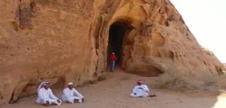 """تاريخ علمي ومستقبل سياحي واعد """"كهوف السعودية"""""""