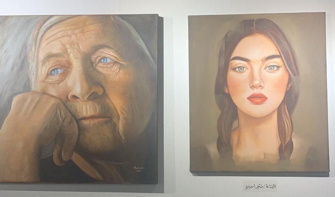 بمشاركة (15) موهبة فنية: افتتاح معرض ألوان الأمل في جدة