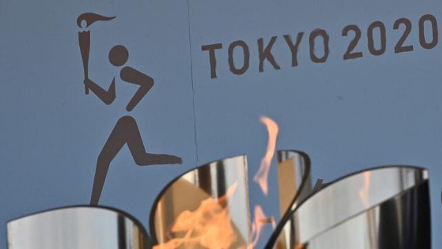 حفل انطلاق الشعلة الأولمبية بلا جماهير