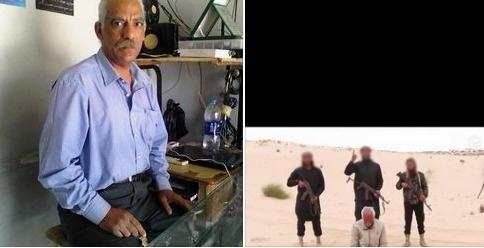 """مصر… تنظيم """"داعش"""" يعدم قبطيًا في سيناء"""
