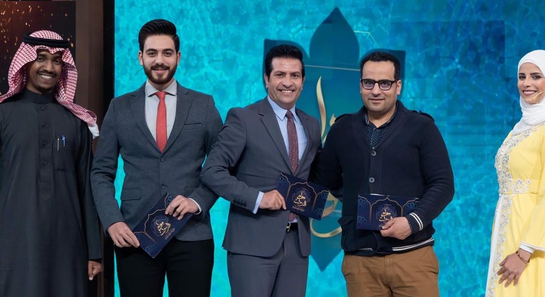 3 سعوديين يتأهلون الى المرحلة ما قبل النهائية  برنامج مداح الرسول ﷺ
