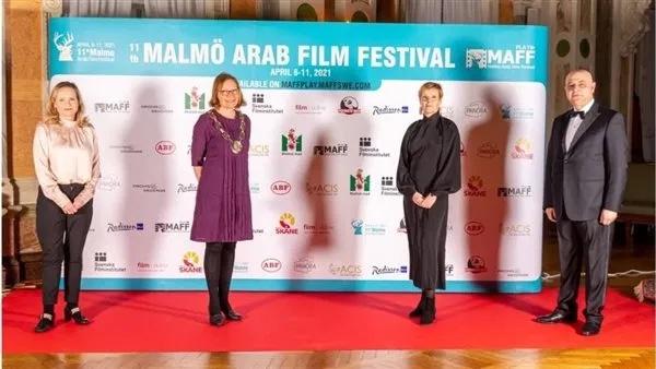 """انطلاق فعاليات السينما العربية في مهرجان """"مالمو"""" السويدي"""