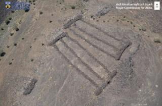 إكتشاف أقدم سلاسل الهياكل الأثرية في العالم شمال غرب المملكة