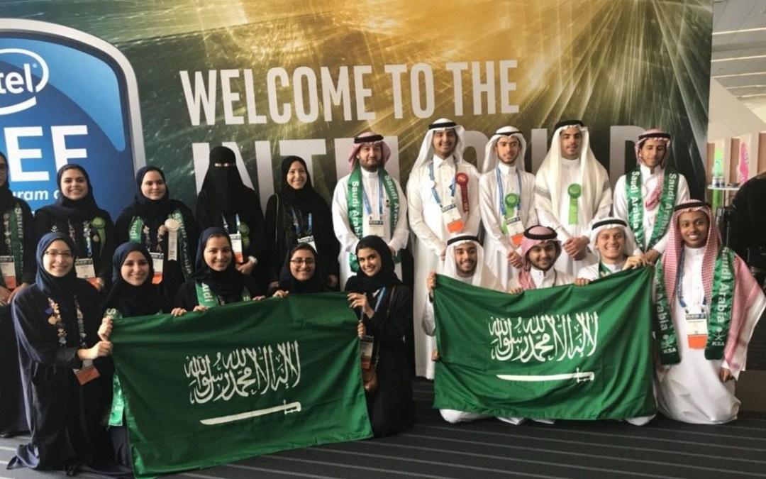 السعودية تفوز بـ8 جوائز عالمية وتجتاز دولاً صناعية في آيسف 2021
