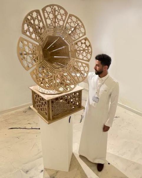 """""""الفنان محمد الصغيّر"""" يعود للساحة بالمجسمات العربية"""