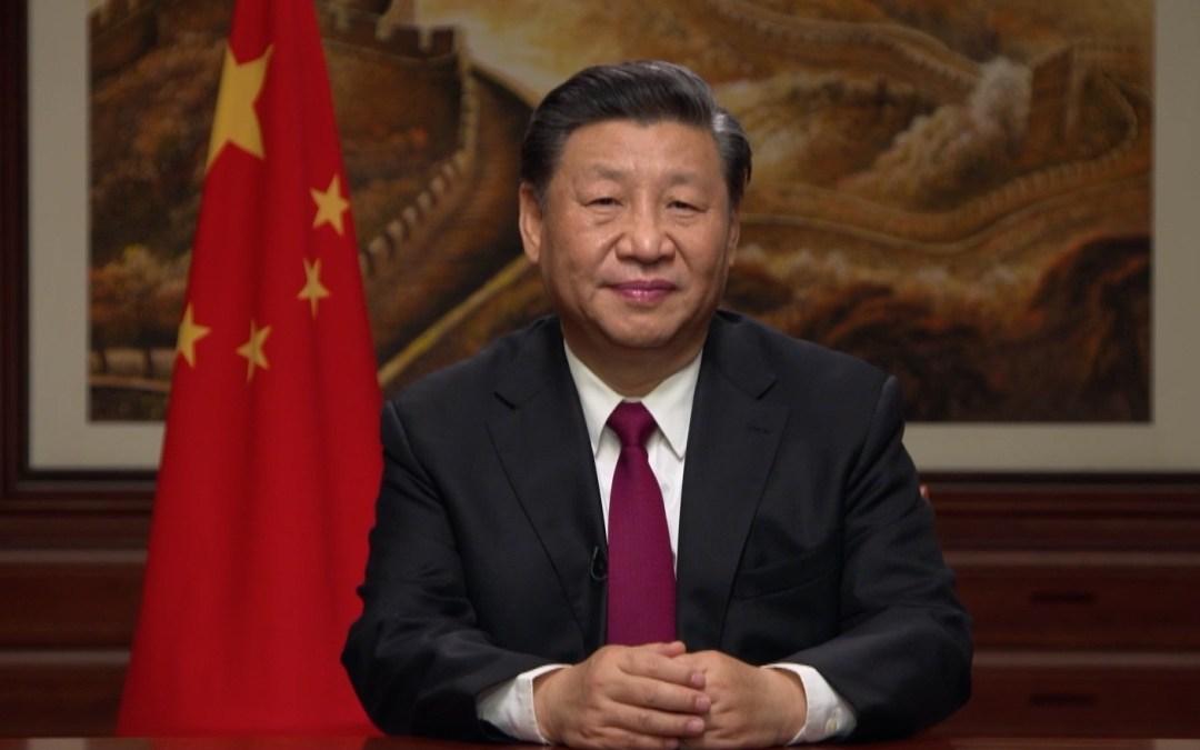 """الرئيس الصيني: """"إكسبو 2020 دبي"""" فرصة للدول لتعزيز الحوار والتعاون"""