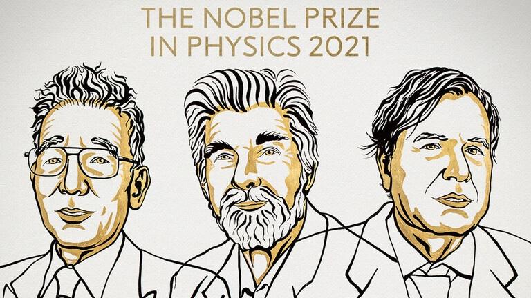 إعلان فوز 3 علماء بجائزة نوبل للفيزياء