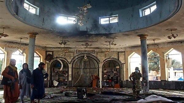 طالبان تتوعد بمعاقبة المسؤولين عن تفجير المسجد في قندوز