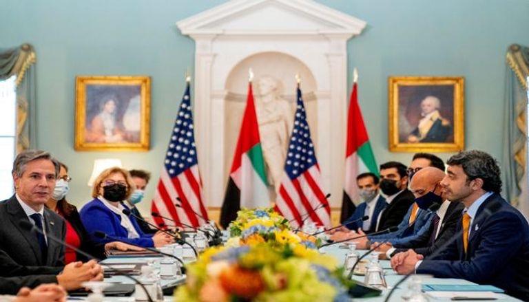 واشنطن تثمن دور الإمارات في مجلس الأمن الدولي