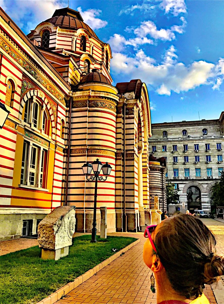 Charming Sofia, Bulgaria