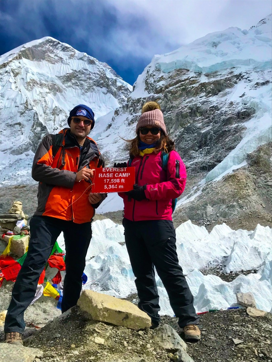 Everest Base Camp (EBC) Hike