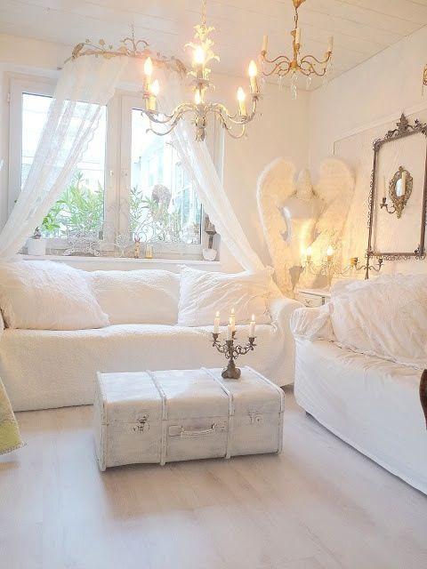 Offerta divani classici in tessuto sfoderabile jacquard. Divani E Poltrone In Stile Shabby Chic Il Blog Italiano Sullo Shabby Chic E Non Solo