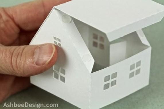 Ashbee Design Tea Light House 6