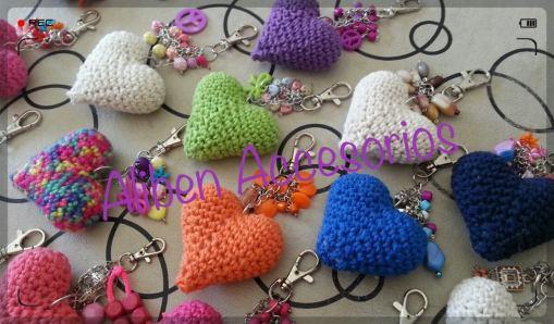 llaveros-corazones-a-crochet-x-10-u-246901-MLA20440111717_102015-F