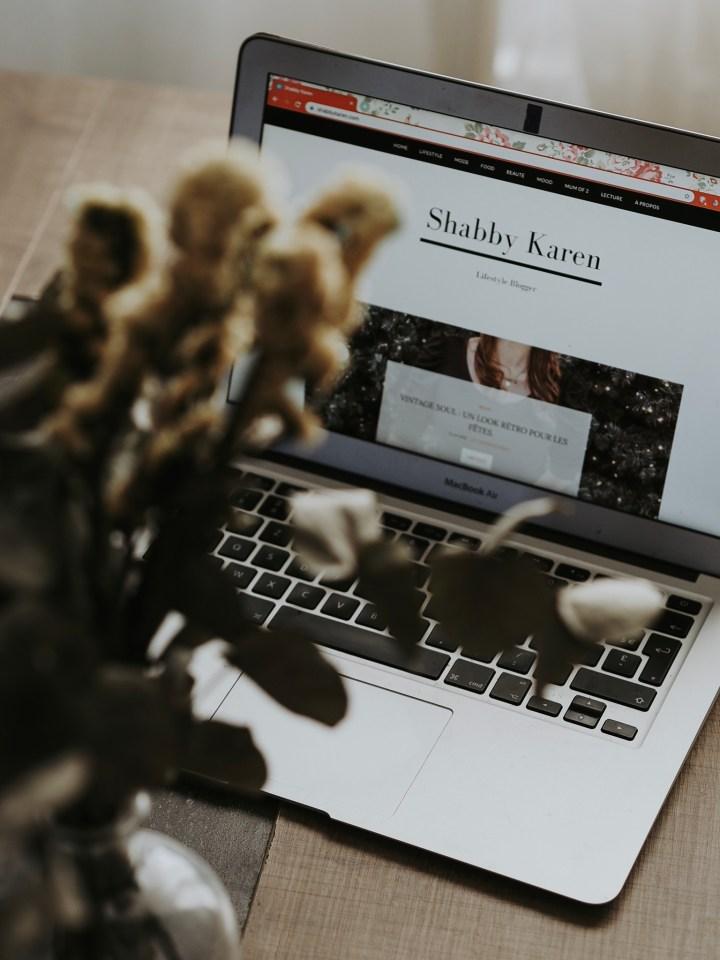 Le blog a un an!