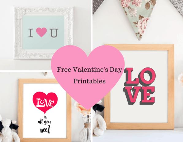 Free Valentine day