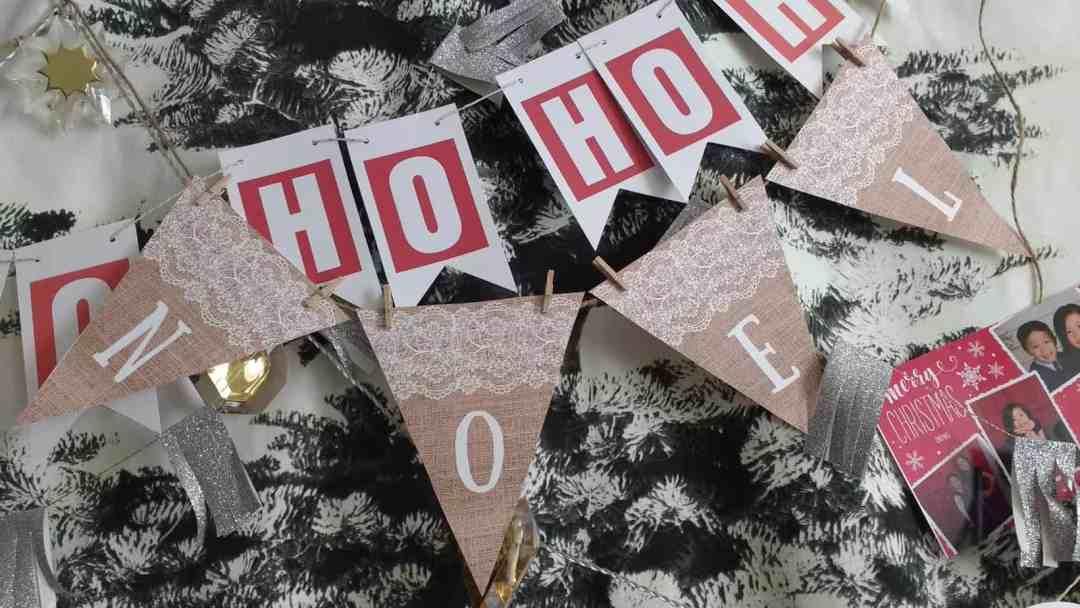 shabby Noel banner. Shabbymintchicparty.com