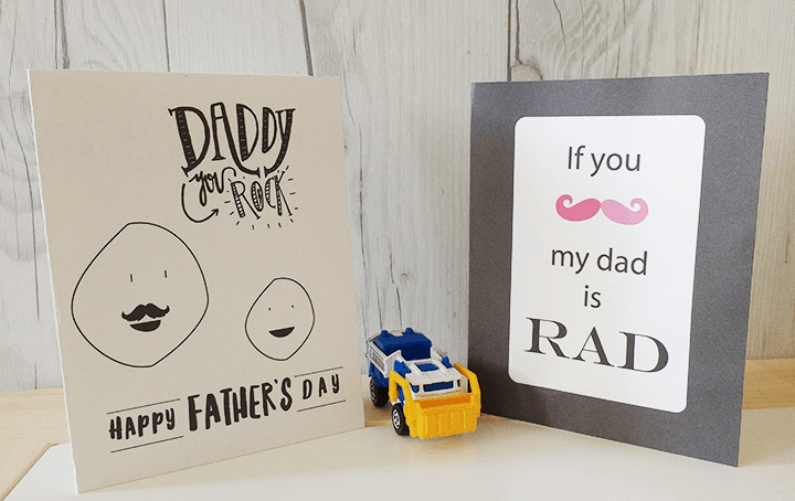 Free and Cool Father's Day Cards!