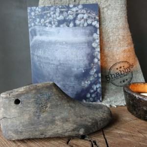 Shabbys-Stoer in wonen-Stoere kaart afbeelding stenen pot met dadels