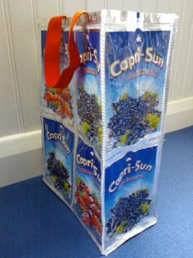 Capri Sun Blackcurrant - lunchbag
