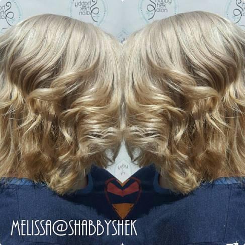 Melissa Blonde