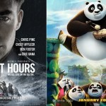 Kung Fu Panda 3 & The Finest Hours