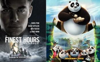 कुंगफू पांडा कार्टून फिल्म