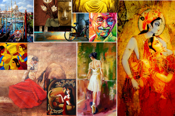 Buy Indian Paintings online