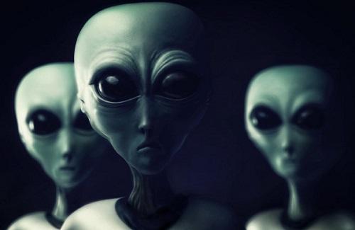 ancient Aliens in india