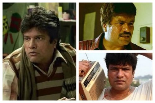 Bollywood Character actor Rajesh Sharma बॉलीवुड