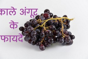 Kala Angoor ke fayde Black grapes in hindi
