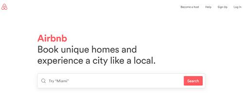 airbnb.com story