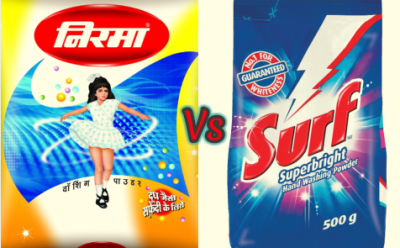 nirma vs surf story