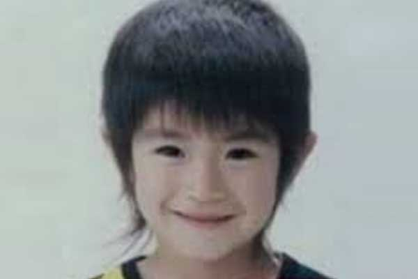 三浦春馬 子役時代 4歳